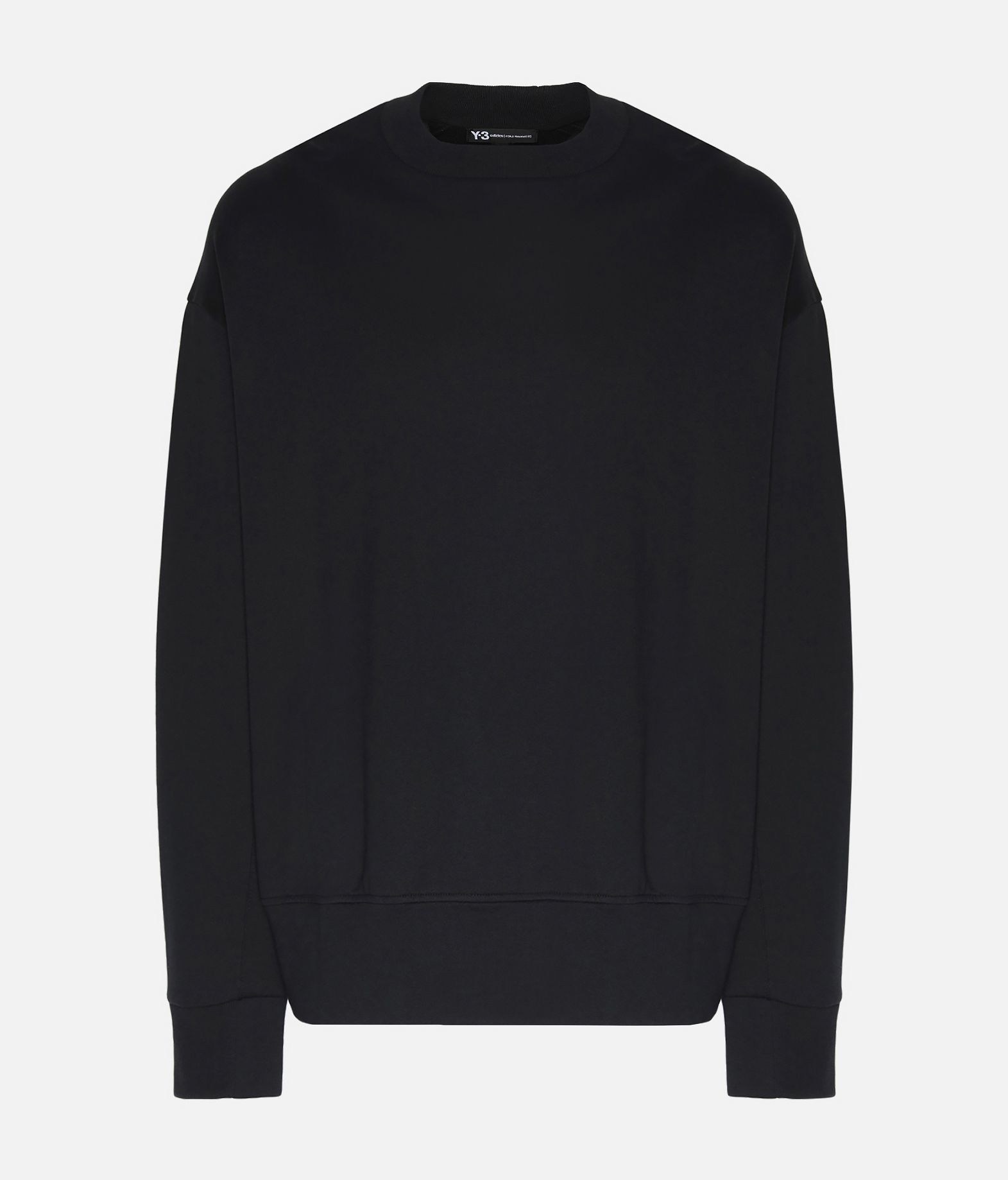 Y-3 Y-3 Signature Graphic Sweatshirt Sweatshirt Man f