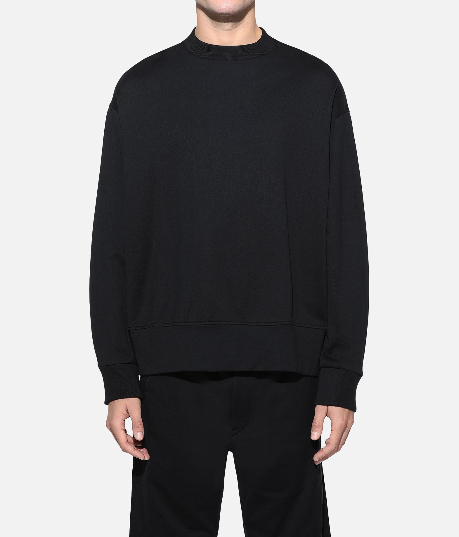 Y-3 Y-3 Signature Graphic Sweatshirt Sweatshirt Man r