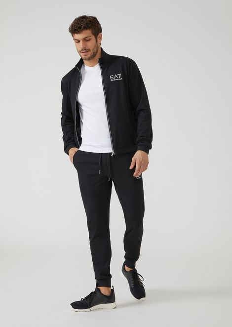 Train Evolution cotton spandex tracksuit