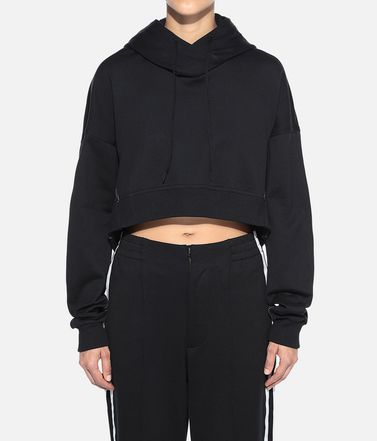 Y-3 Hooded sweatshirt Woman Y-3 Yohji Love Hoodie r