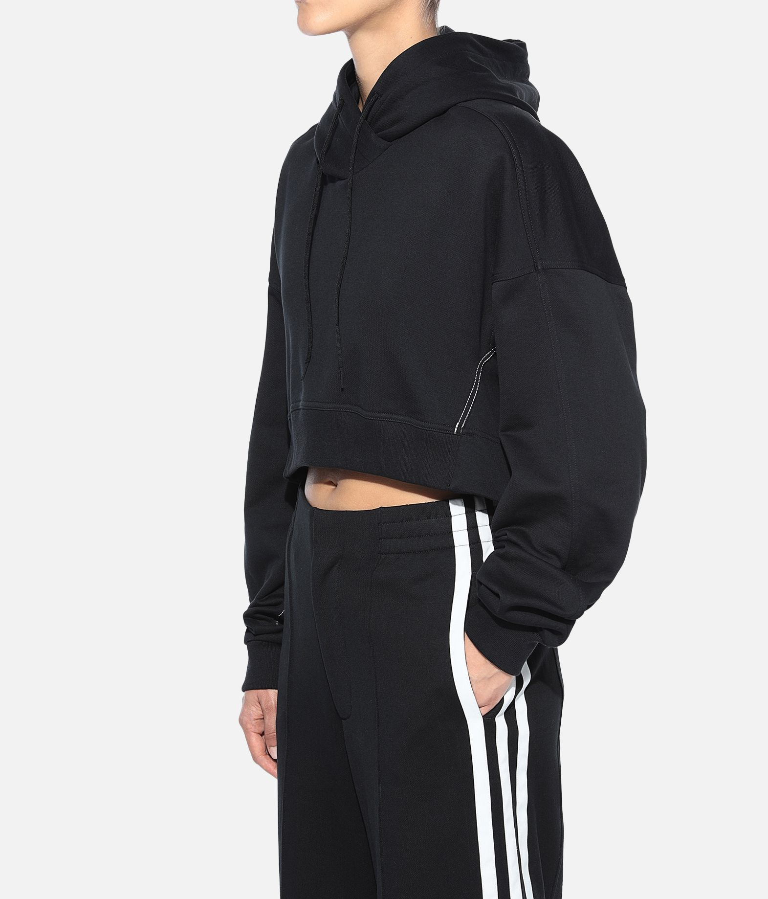 Y-3 Y-3 Yohji Love Hoodie Hooded sweatshirt Woman e