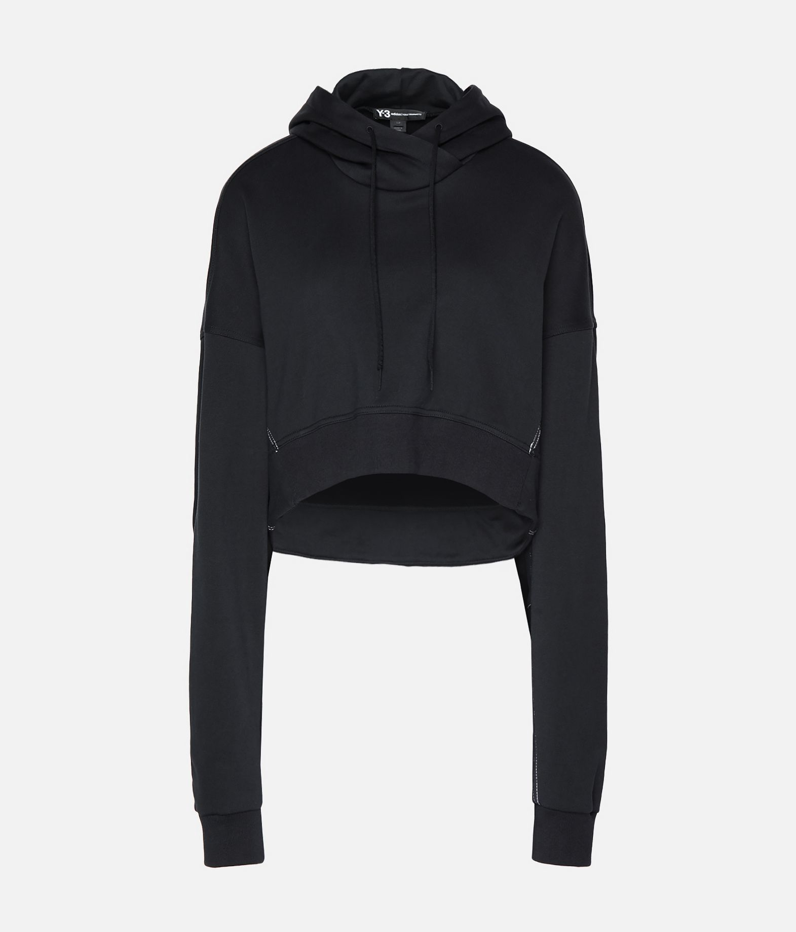 0a42c25ef ... Y-3 Y-3 Yohji Love Hoodie Hooded sweatshirt Woman f ...