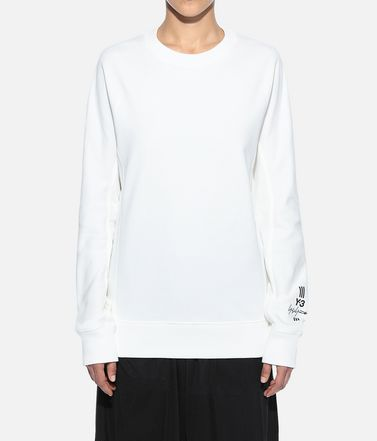 Y-3 Sweatshirt Woman Y-3 Classic Sweater r