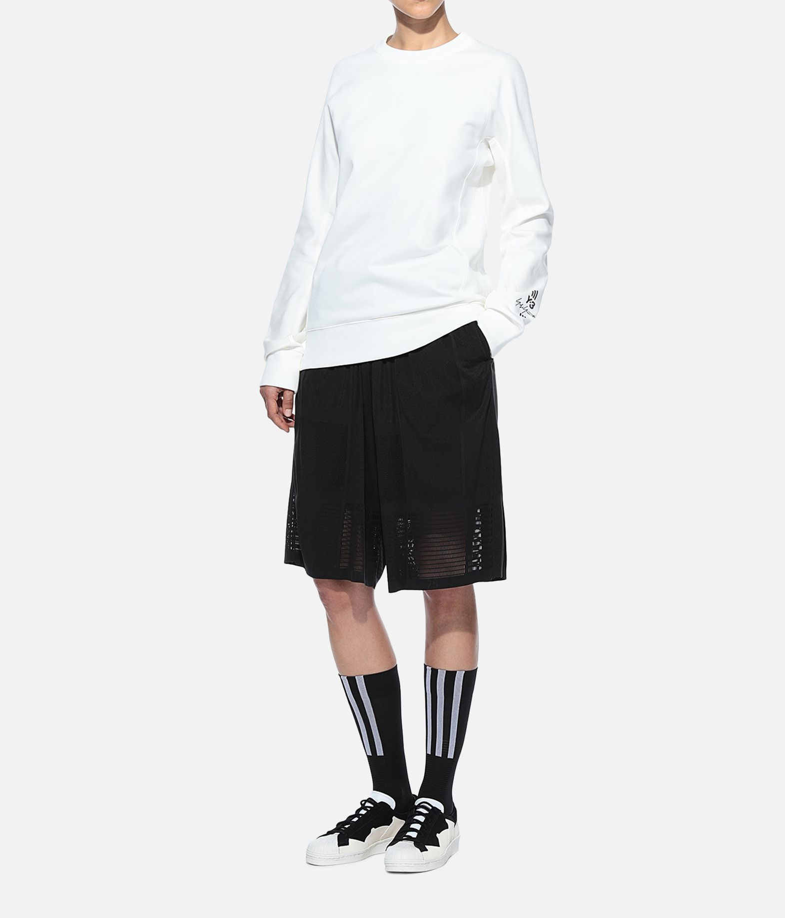 Y-3 Sweatshirt Woman a