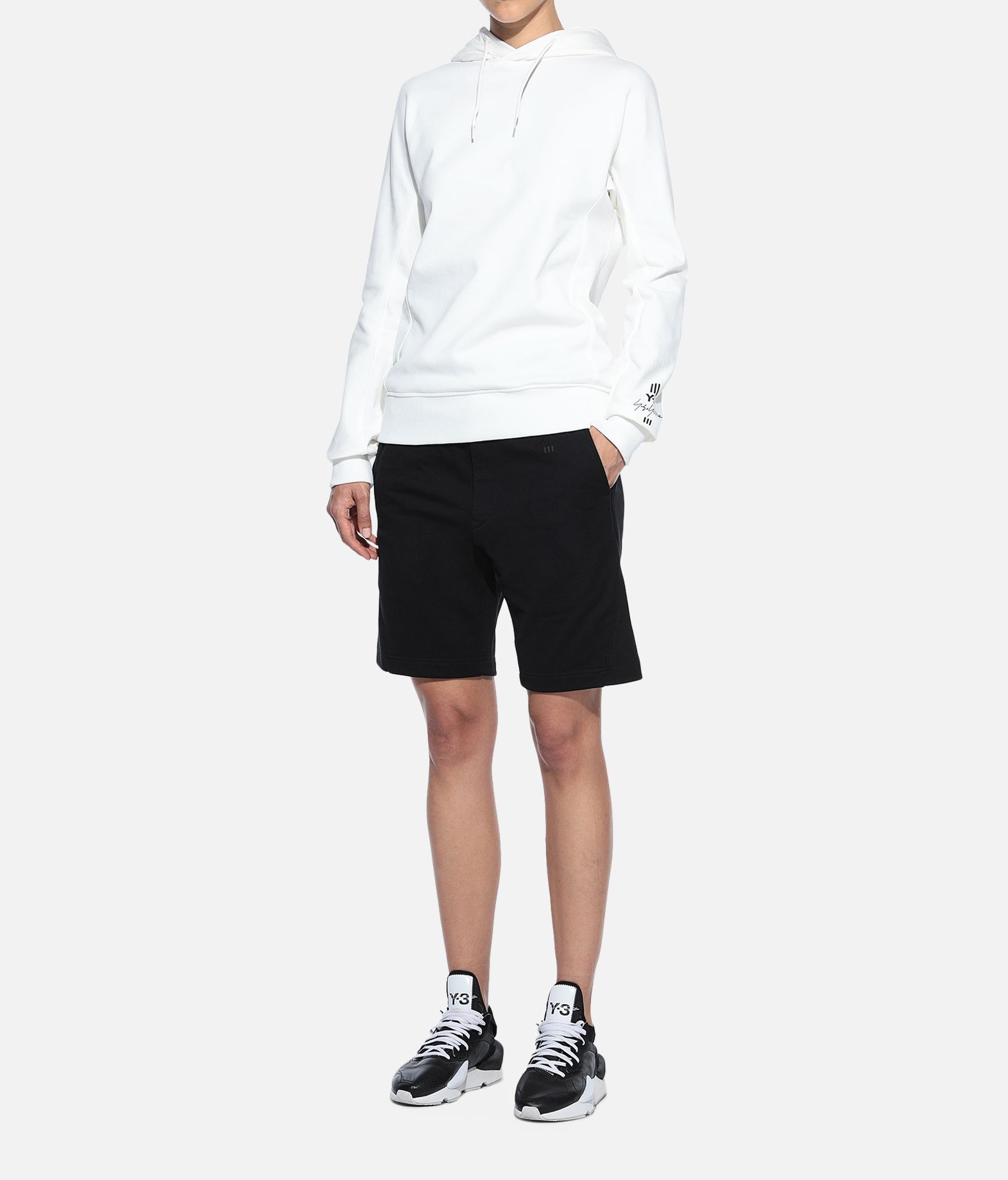 Y-3 Y-3 New Classic Hoodie Hooded sweatshirt Woman a
