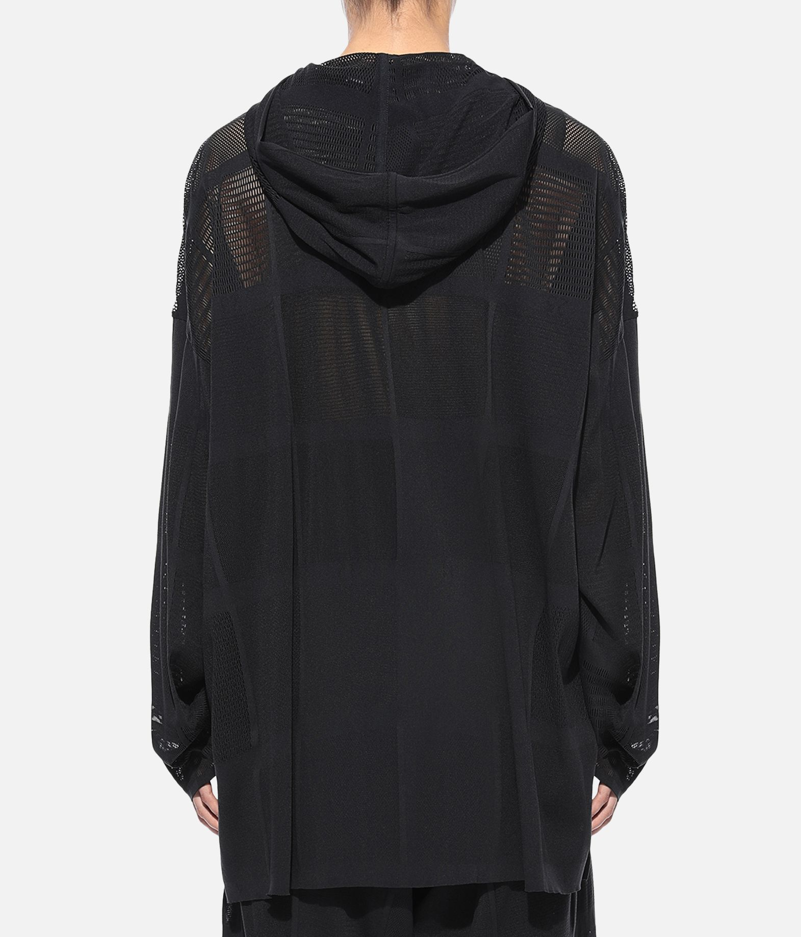 Y-3 Y-3 Patchwork Hoodie Hooded sweatshirt Woman d