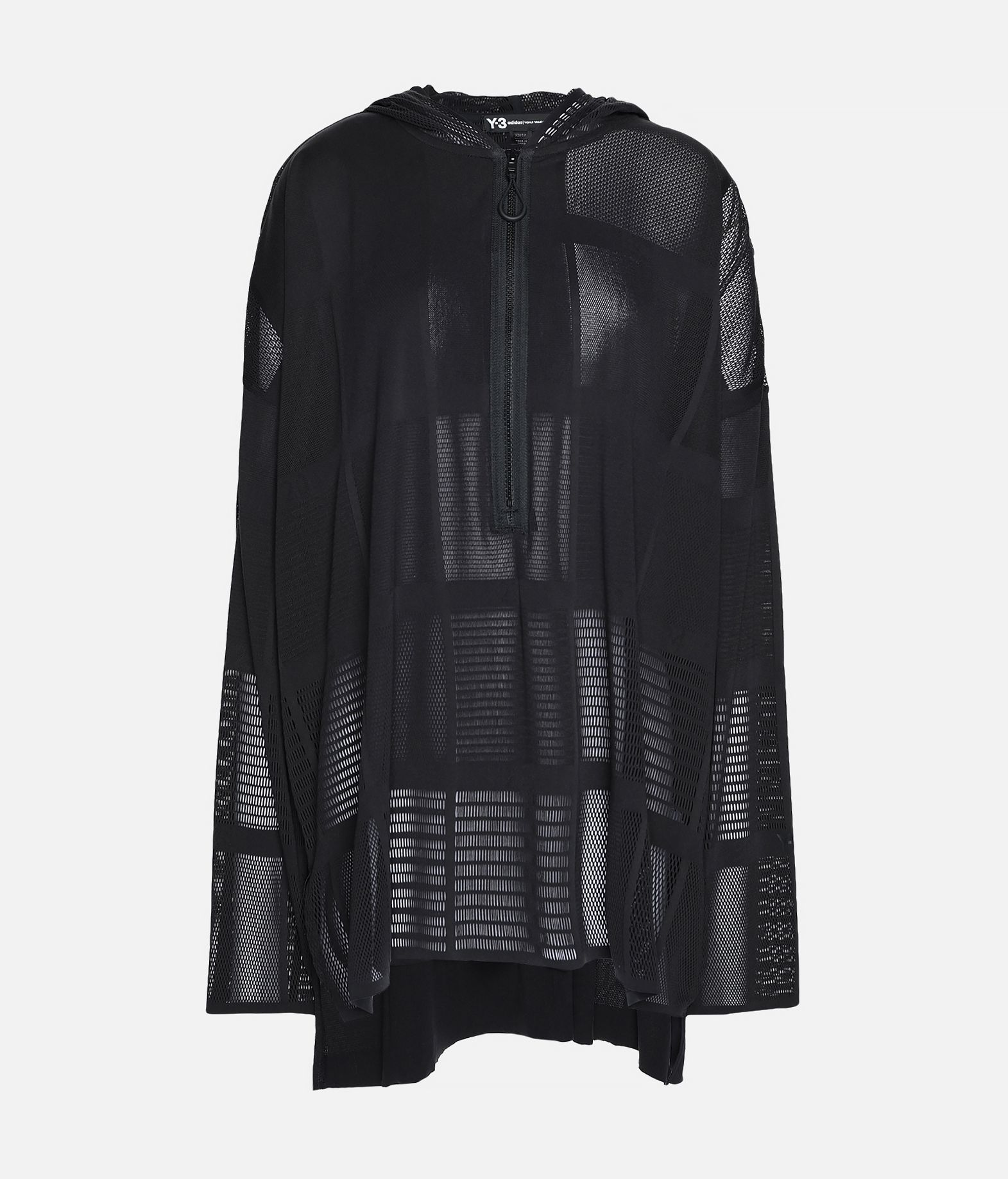 Y-3 Y-3 Patchwork Hoodie Hooded sweatshirt Woman f