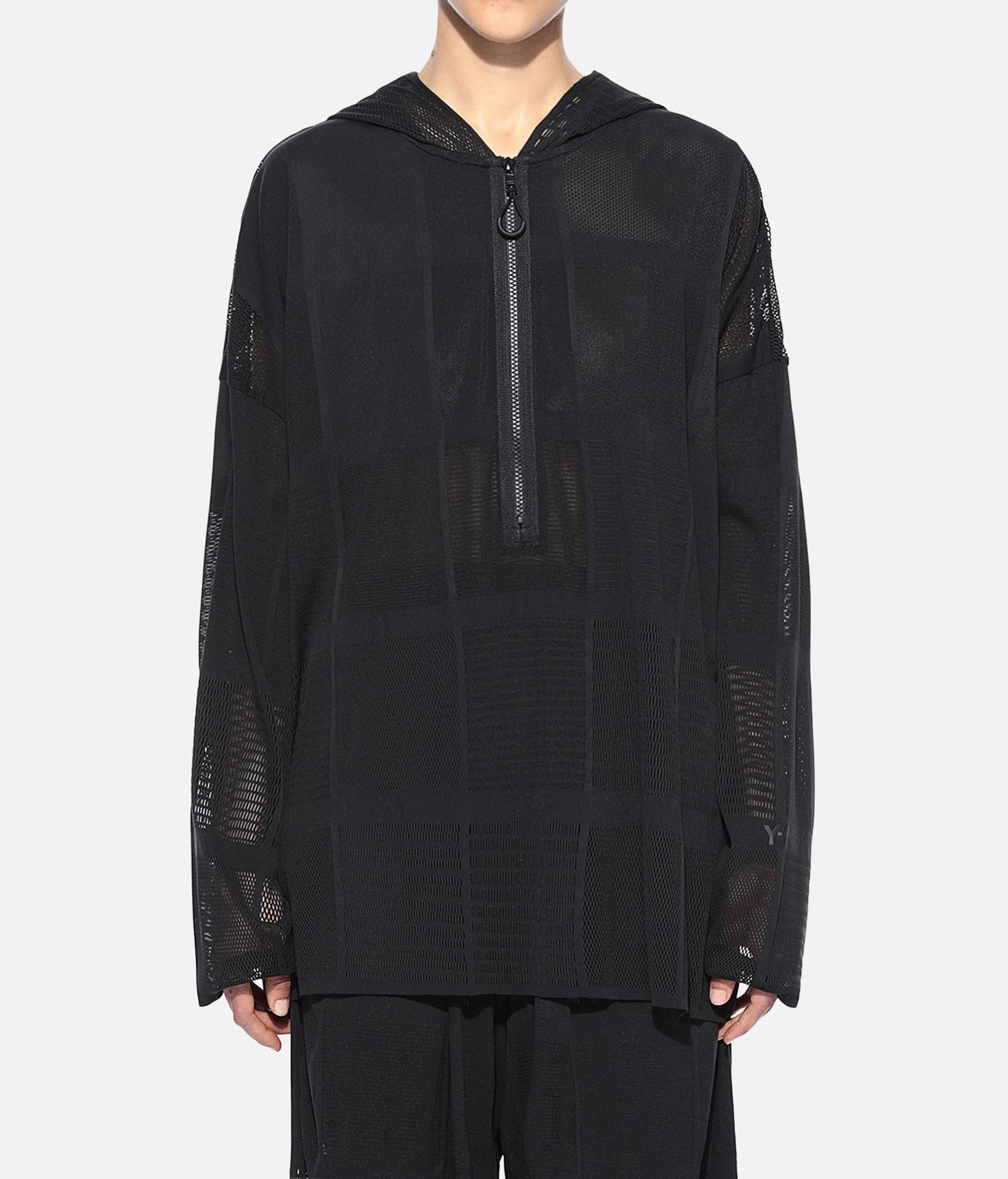 Y-3 Y-3 Patchwork Hoodie Hooded sweatshirt Woman r