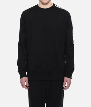 Y-3 Sweatshirt Herr Y-3 3-Stripes Crew Sweatshirt r
