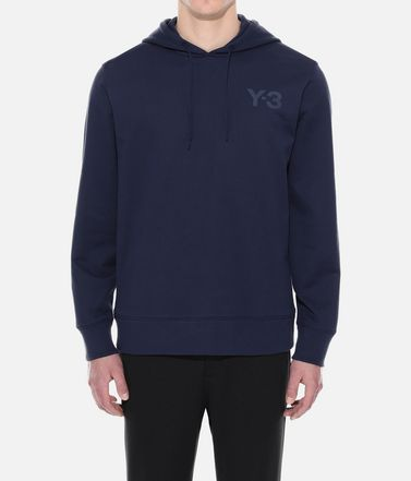 Y-3 Hooded sweatshirt Man Y-3 Logo Hoodie r