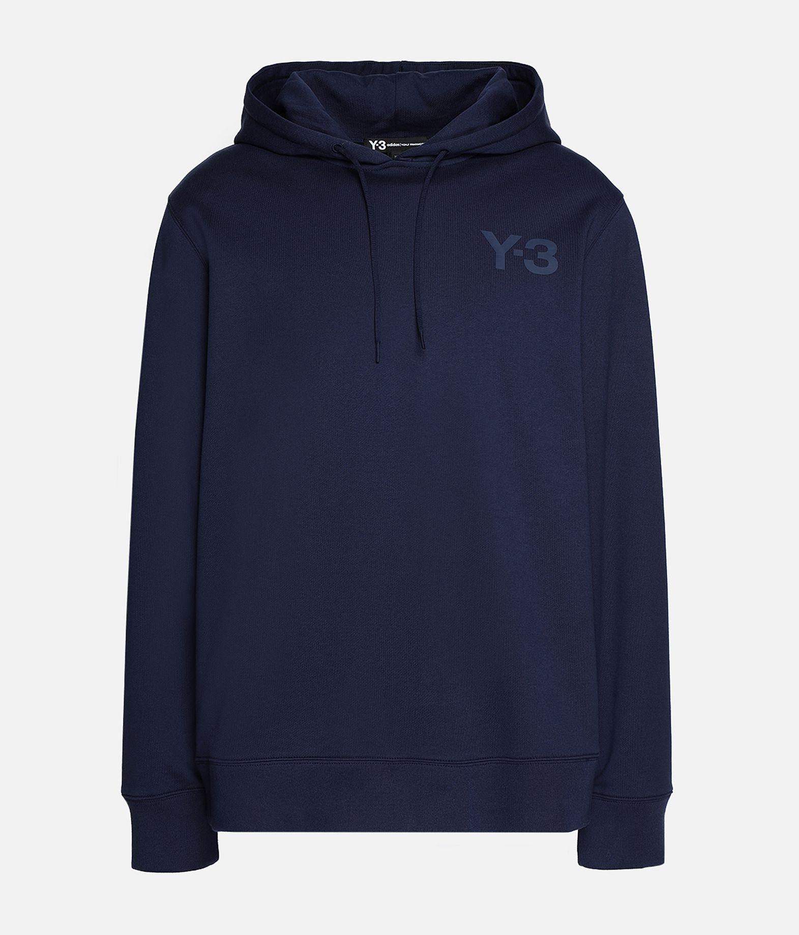 low priced 86c28 34a7f Y-3 Logo Hoodie