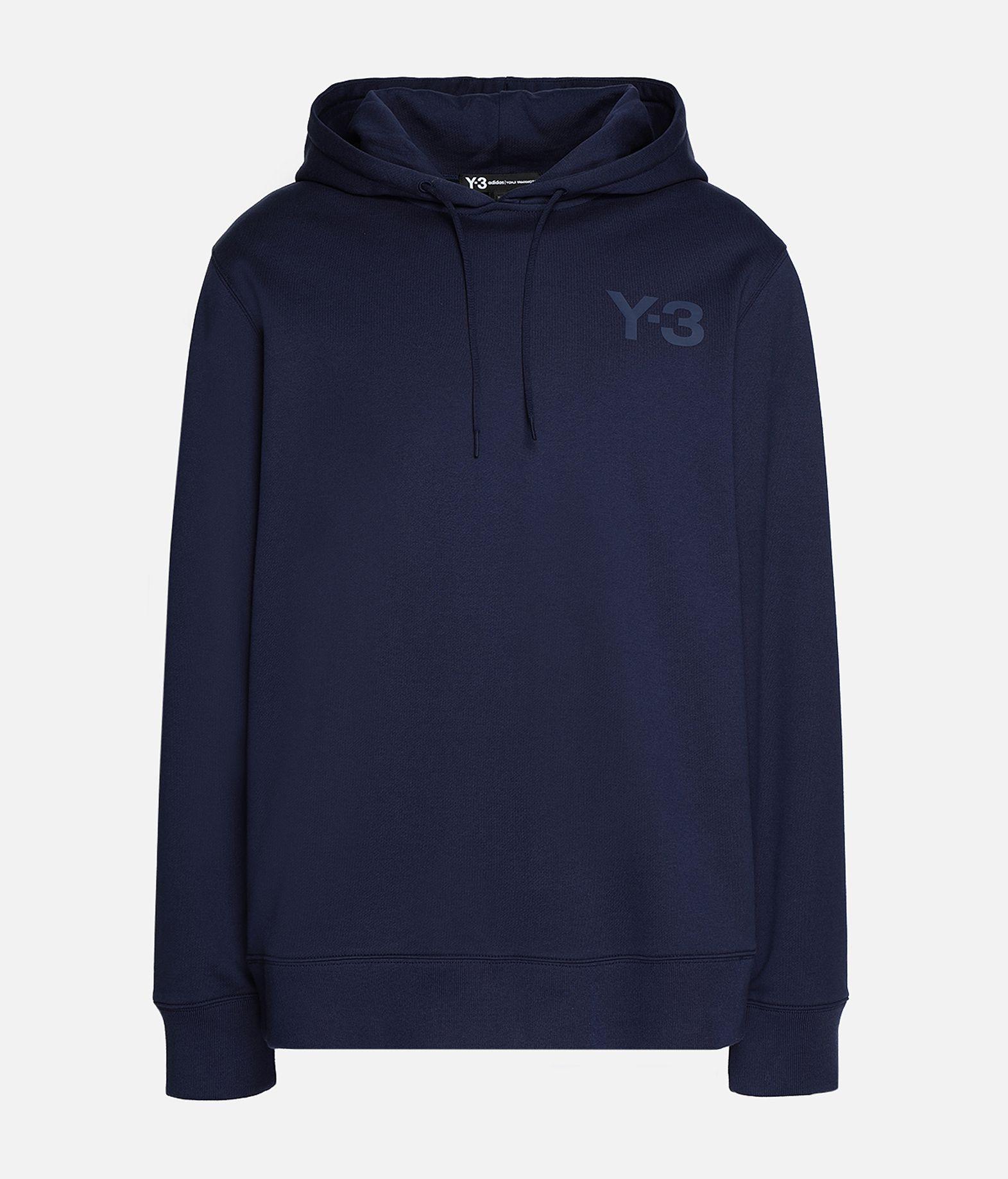 Y-3 Y-3 Logo Hoodie Толстовка с капюшоном Для Мужчин f
