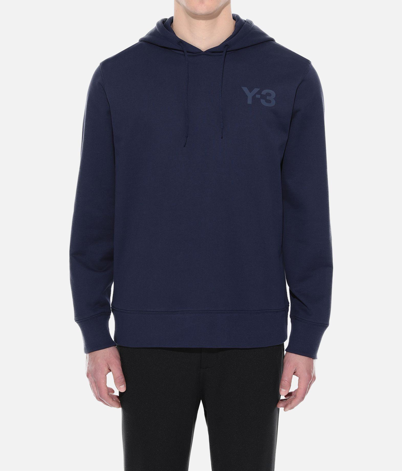 Y-3 Y-3 Logo Hoodie Толстовка с капюшоном Для Мужчин r