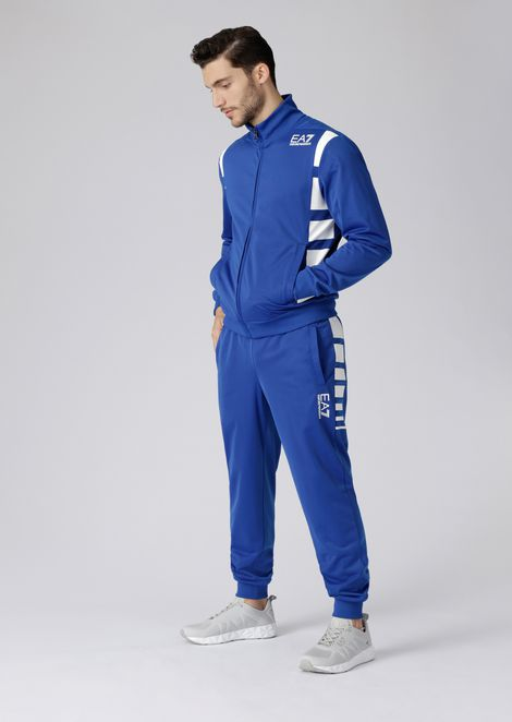 7Lines tracksuit in acetate fabric