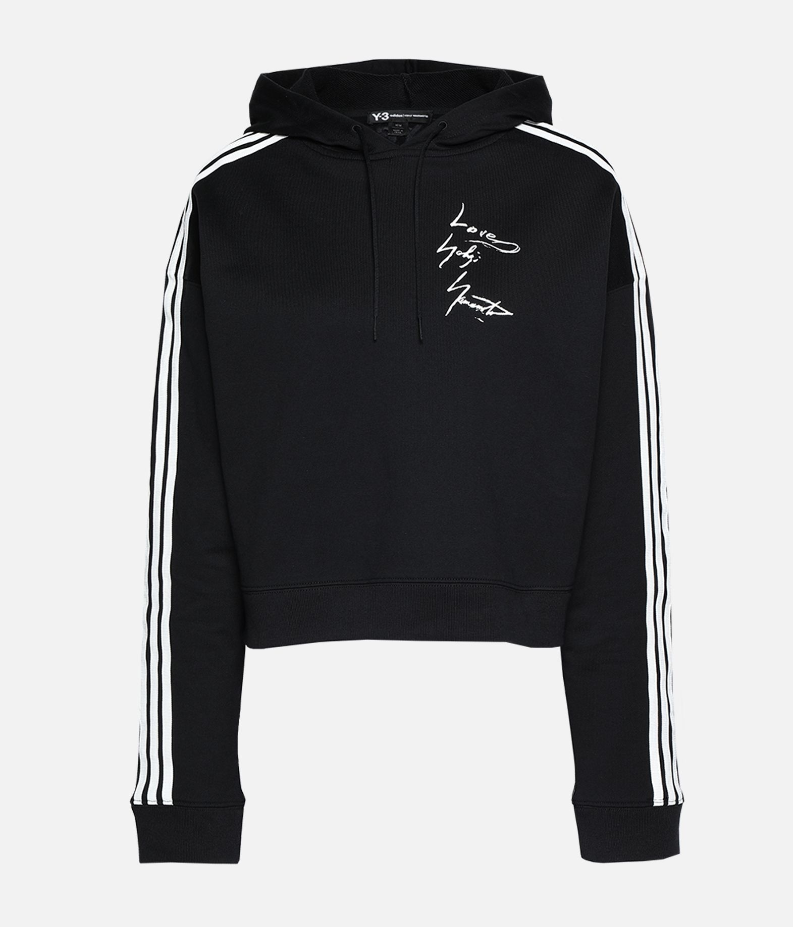 Y-3 Y-3 YOHJI HOODY Hooded sweatshirt Woman f