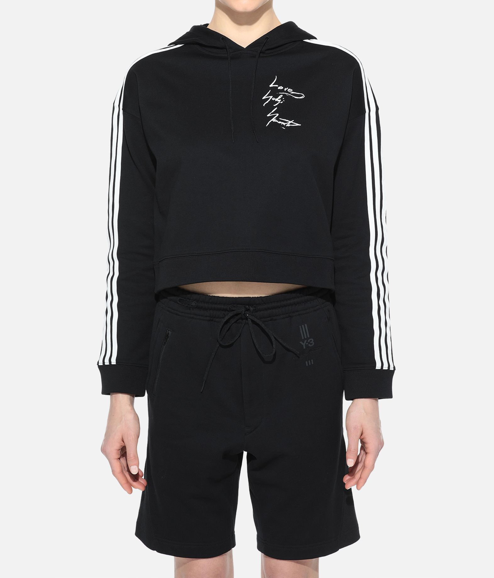 Y-3 Y-3 YOHJI HOODY Hooded sweatshirt Woman r