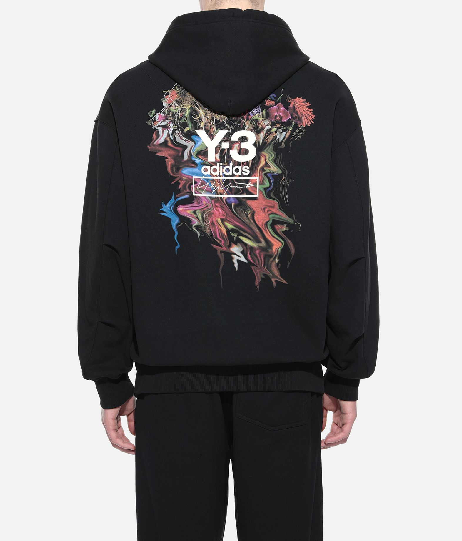 Y-3 Y-3 Toketa Print Hoodie Hooded sweatshirt Man r