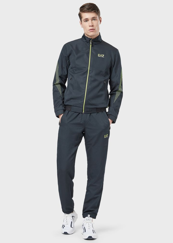 60224c1948 Technical fabric tracksuit
