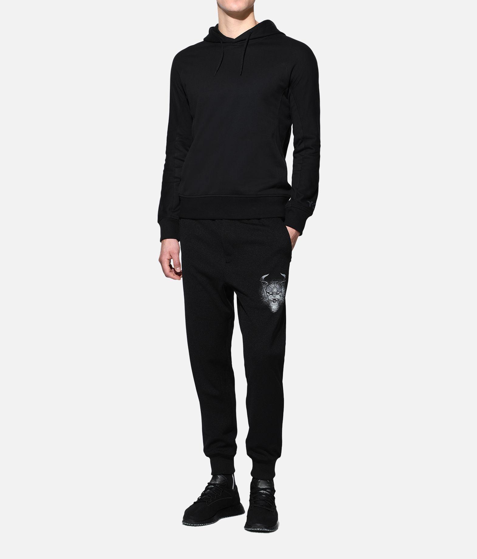 Y-3 Hooded sweatshirt Man a