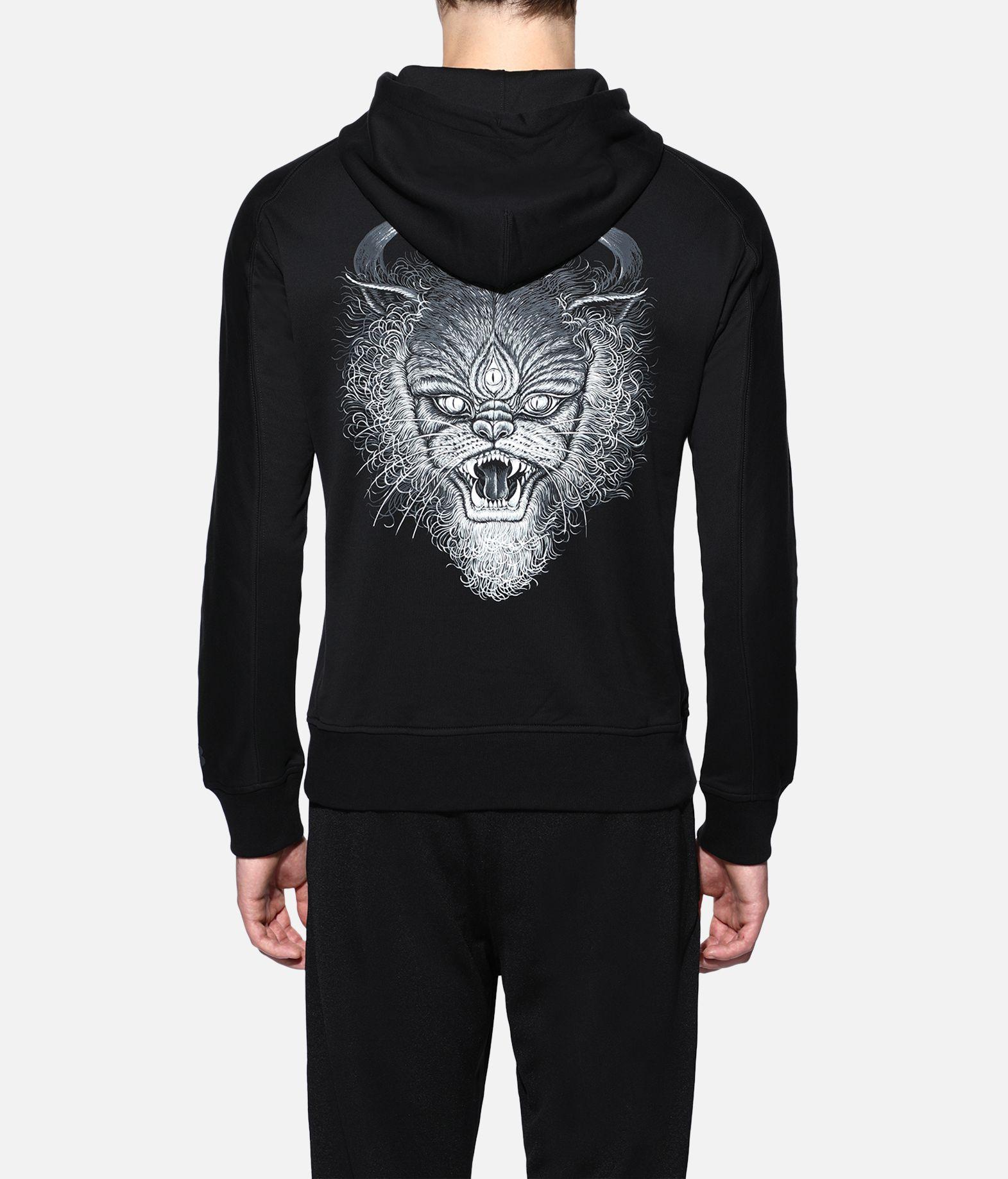 Y-3 Hooded sweatshirt Man d