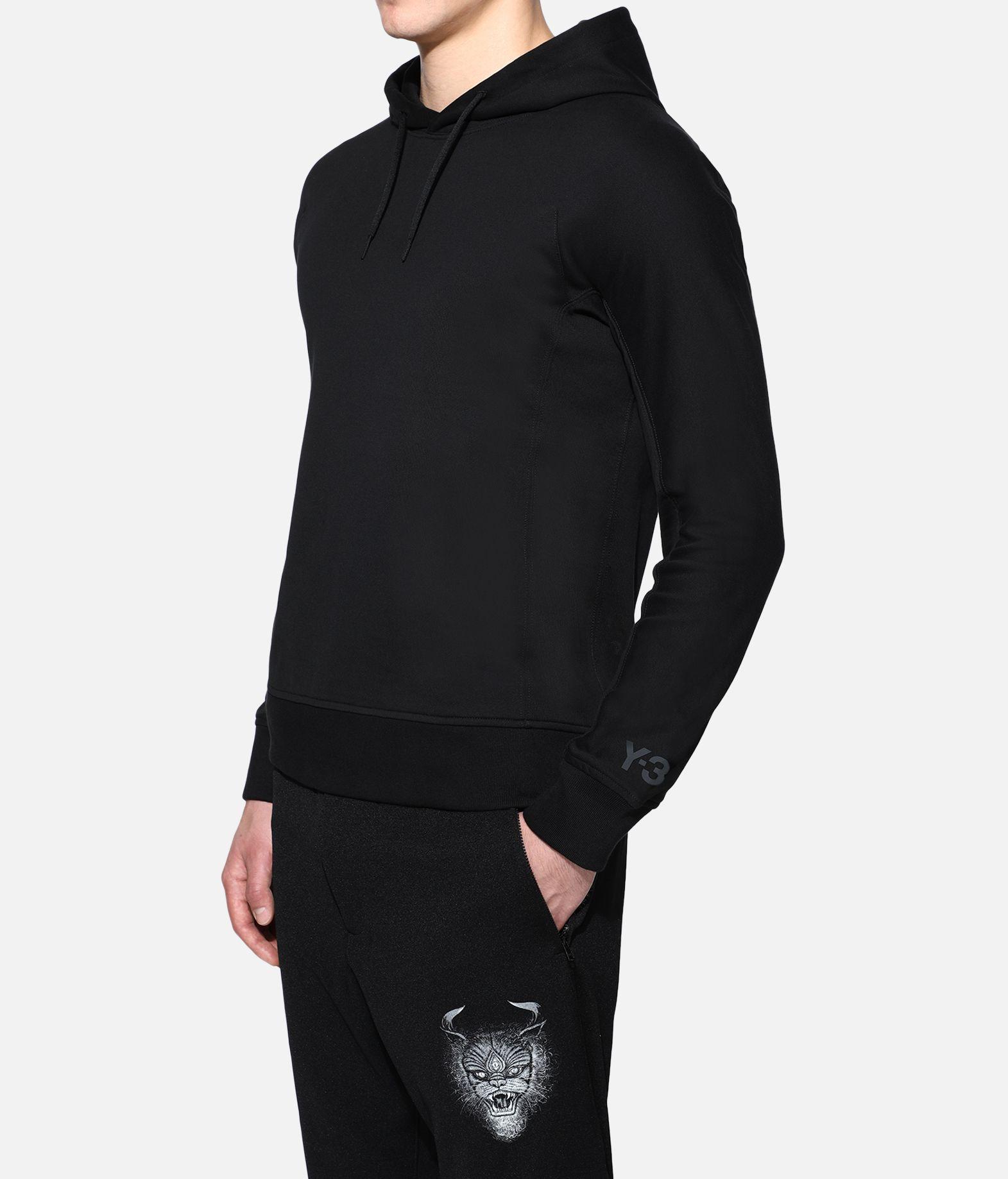 Y-3 Hooded sweatshirt Man e