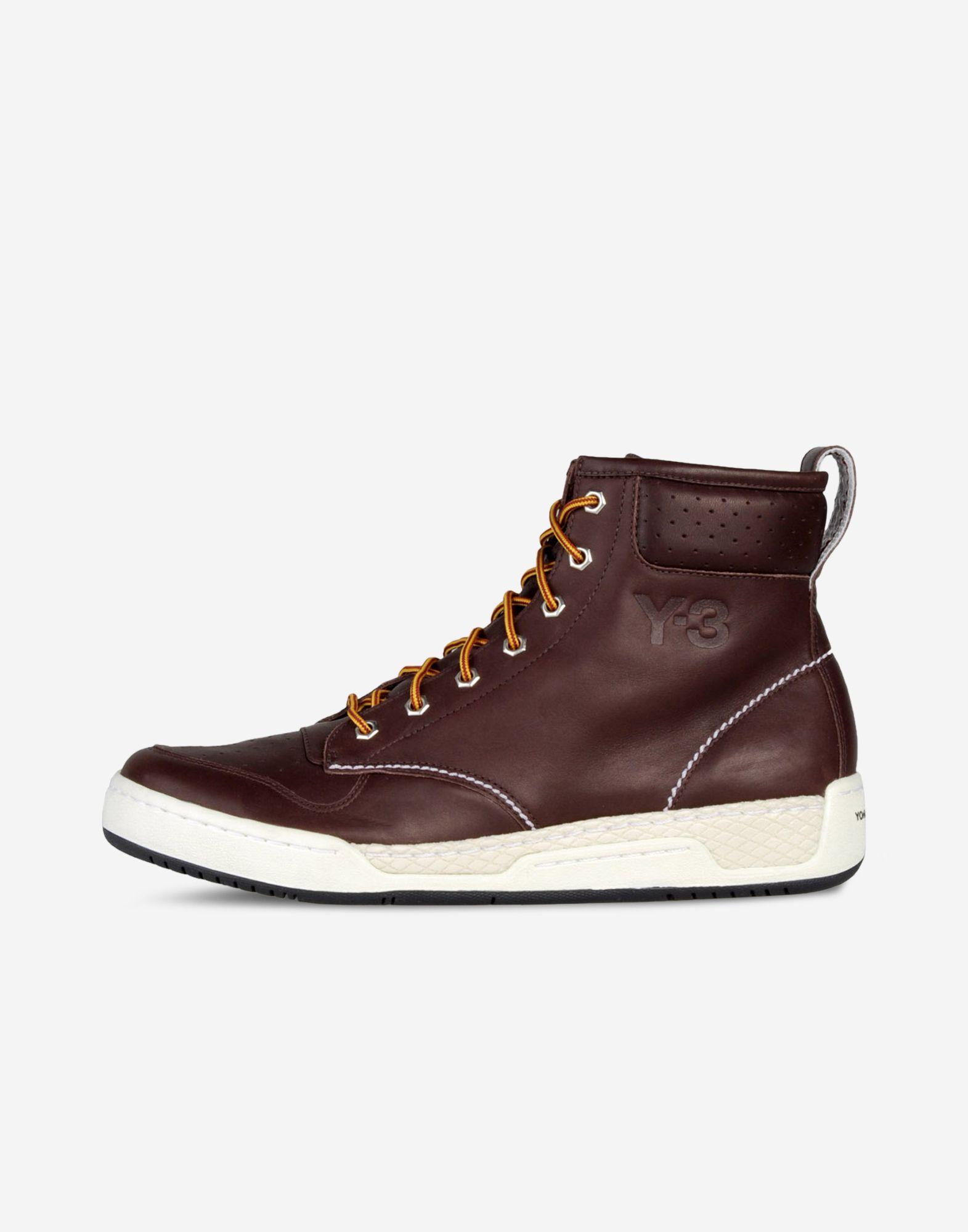 Y 3 Hayworth Classic High Top Sneakers | Adidas Y 3 Official