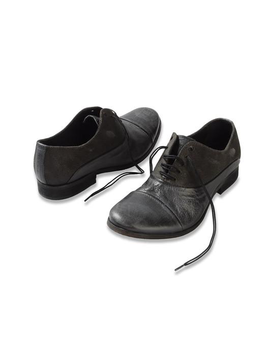 DIESEL CHROM Elegante Schuhe U e