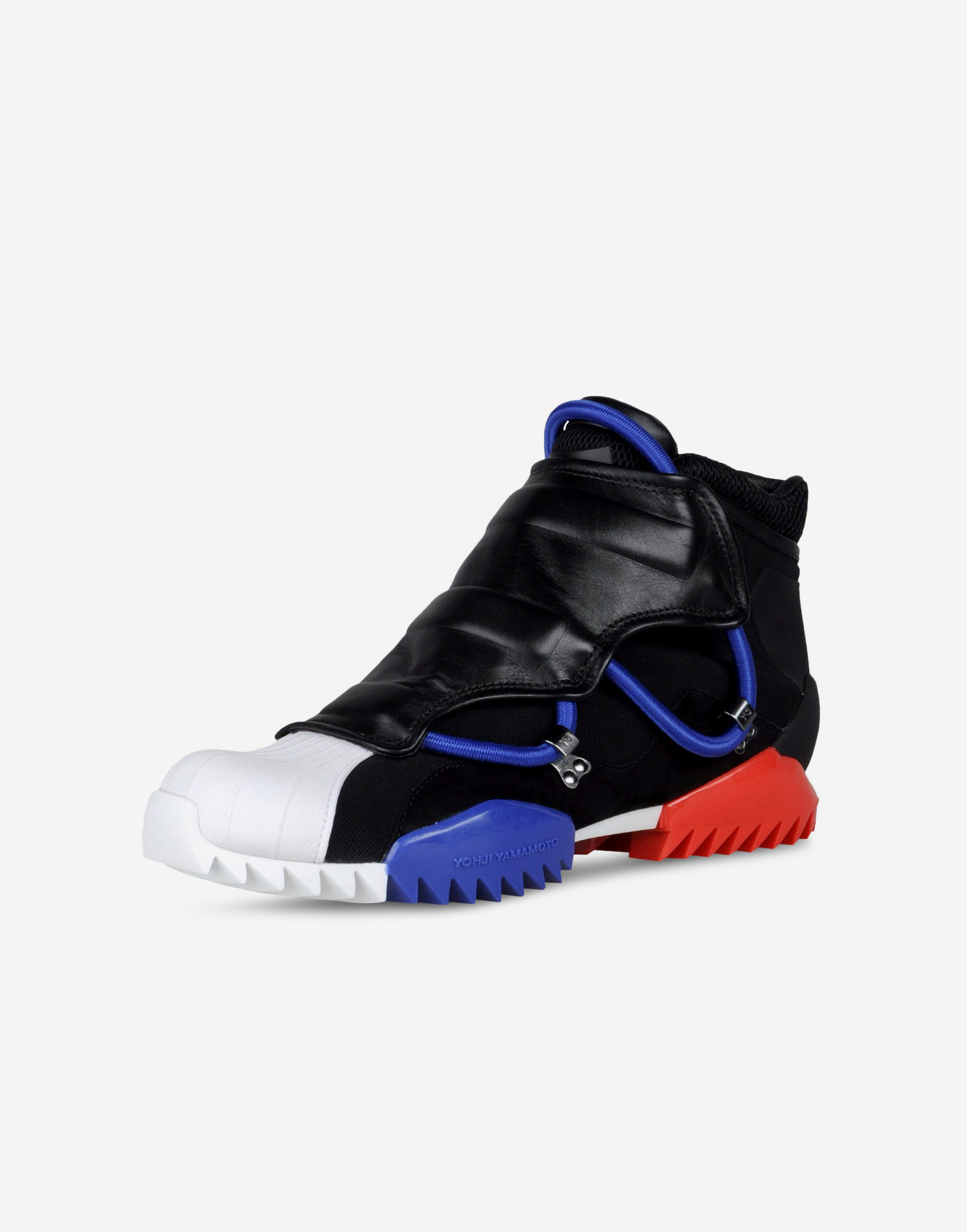 lace up in popular stores buy sale Y 3 Le Savage High Top Sneakers | Adidas Y-3 Official Site