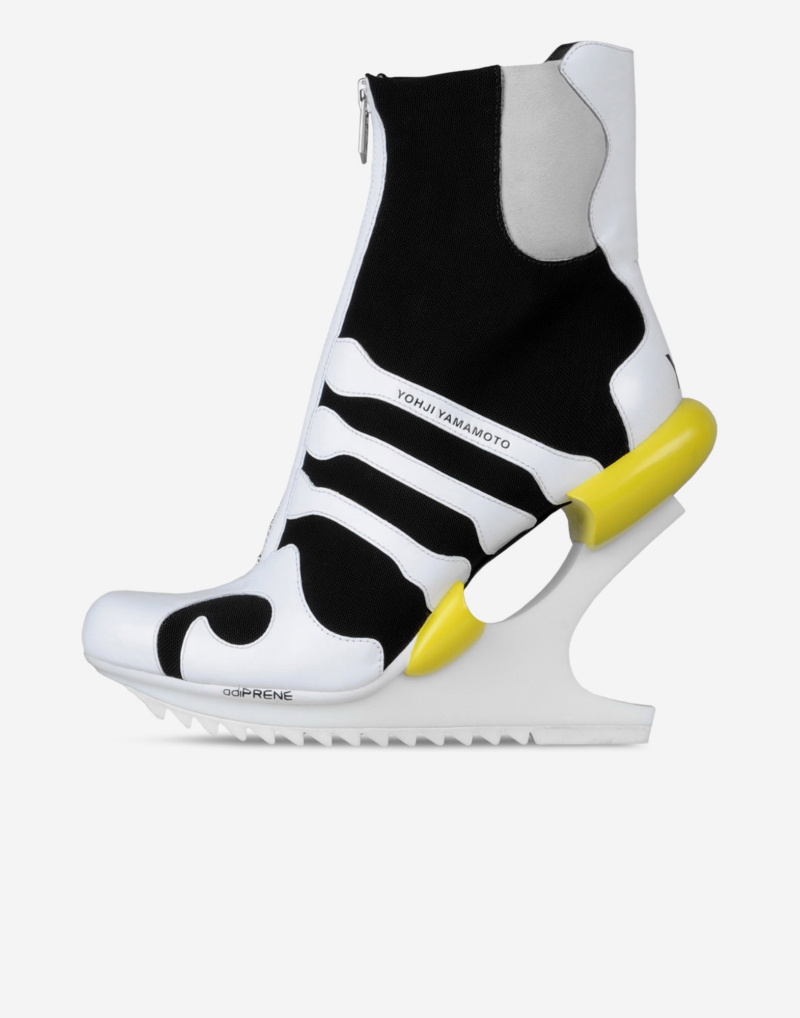 a6c79b30bee8 ... Y-3 Y-3 Oriah Ankle boots Woman f ...