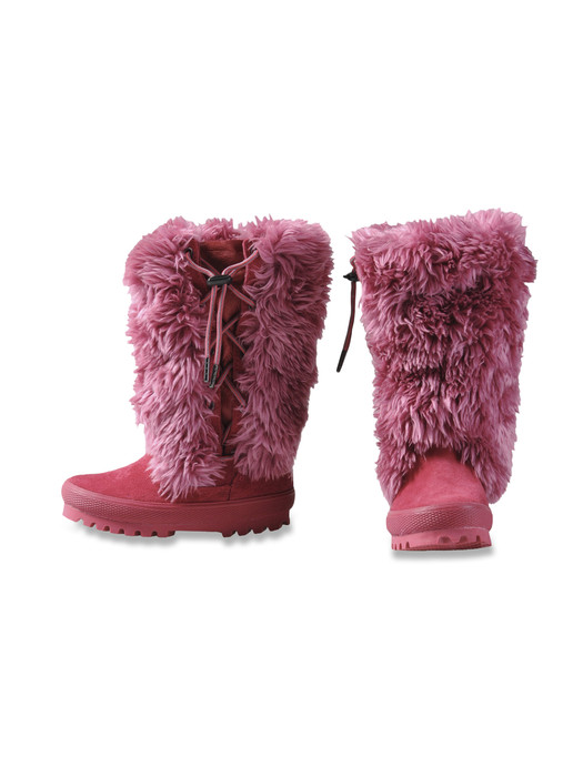 DIESEL SNOWY K CH Zapatillas D a