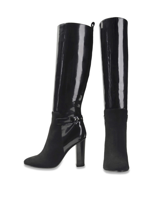 DIESEL BLACK GOLD ALBA B Elegante Schuhe D a