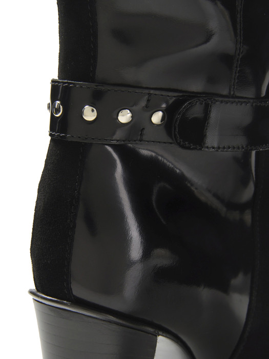 DIESEL BLACK GOLD ALBA B Elegante Schuhe D d