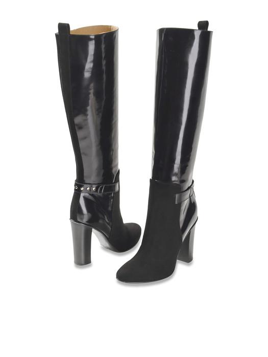 DIESEL BLACK GOLD ALBA B Elegante Schuhe D e