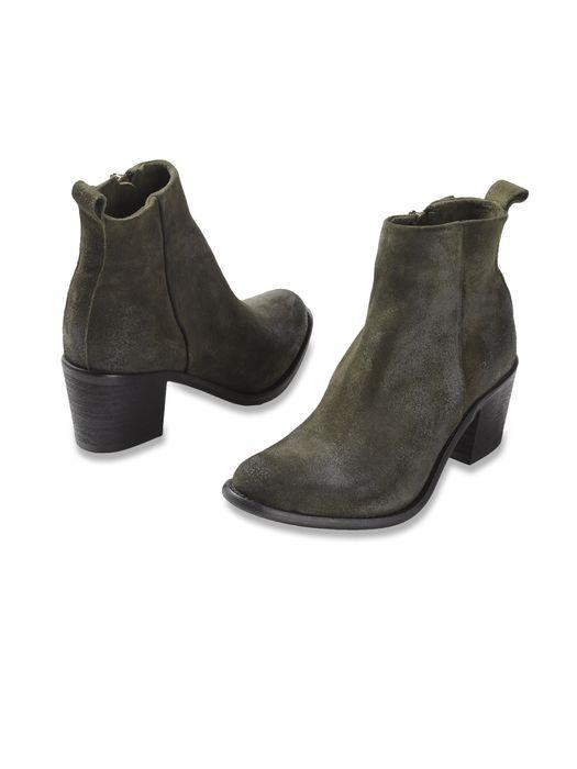 DIESEL PINKY Boots D e