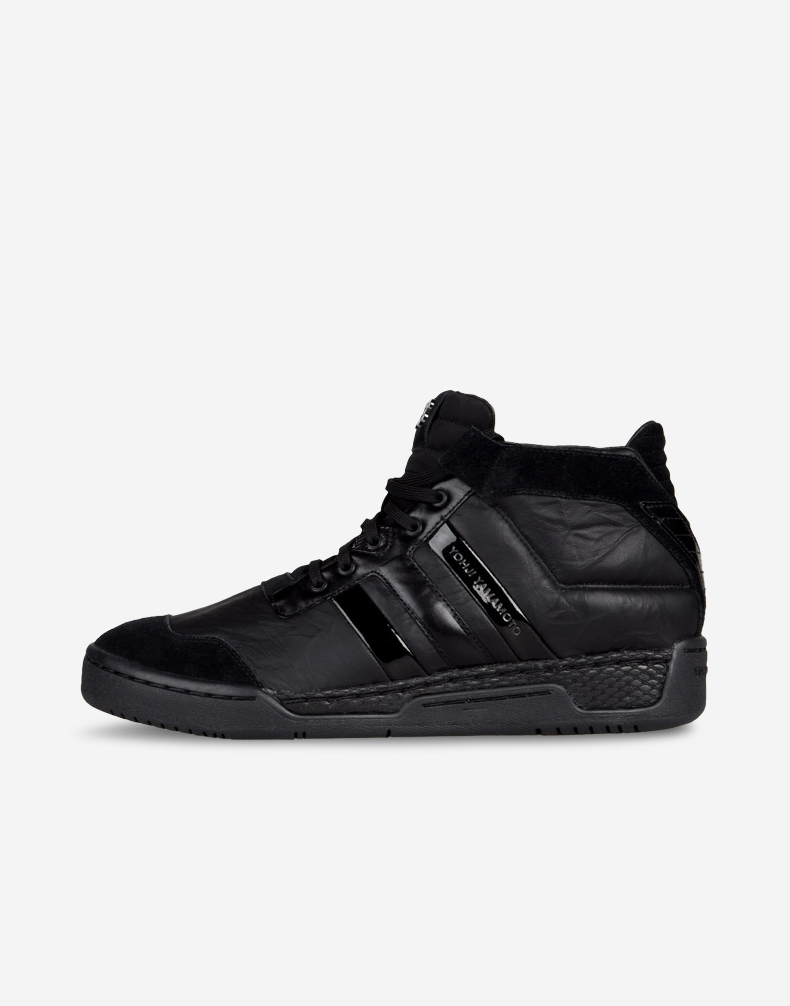 ... Y-3 Y-3 Courtside High-top sneakers Man f ... c5c5ba1ff