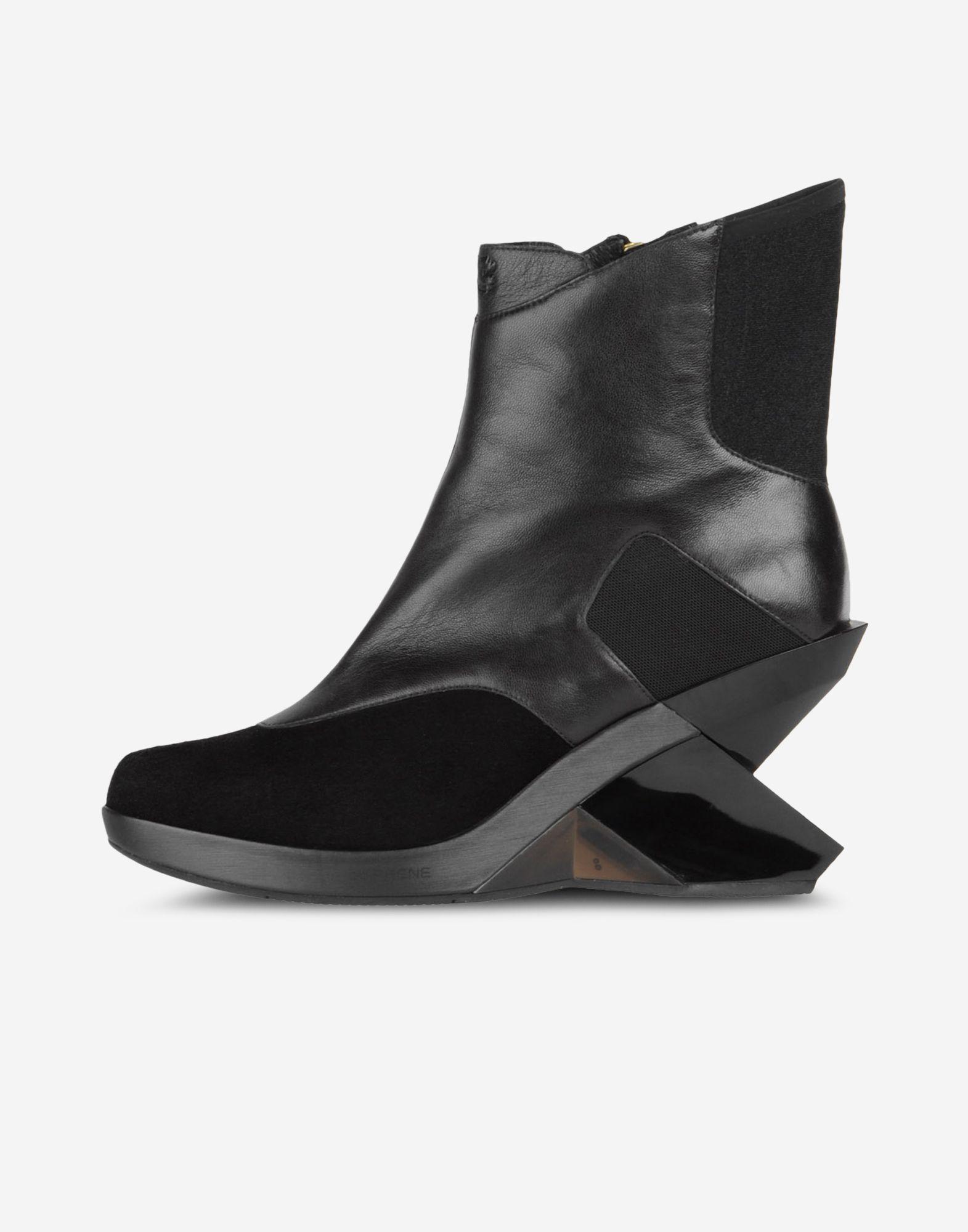 chaussures de séparation fd6e1 06cc5 Y 3 Tenet Wedge Bottines | Adidas Y-3 Site Officiel