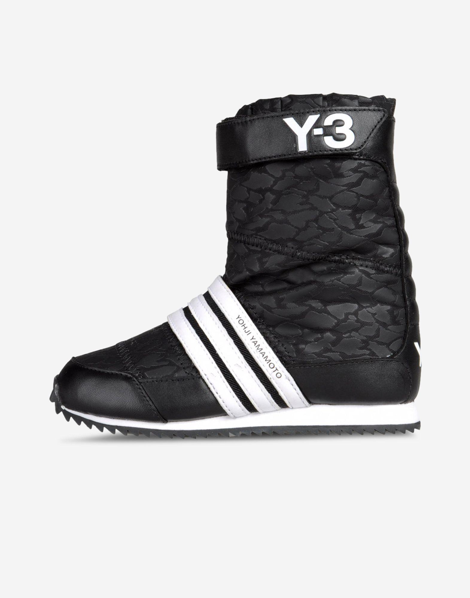723de9dc3d0e7 ... Y-3 Y-3 Kids Track Snow Ankle boots Man ...