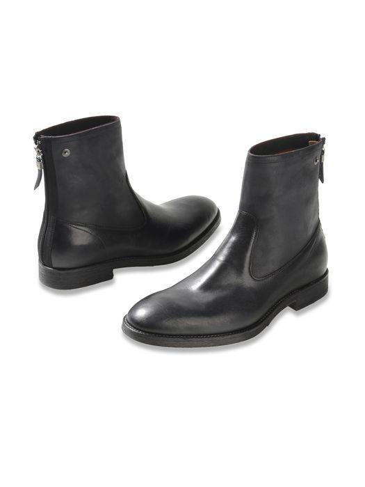 DIESEL PLATINUM Chaussures U r