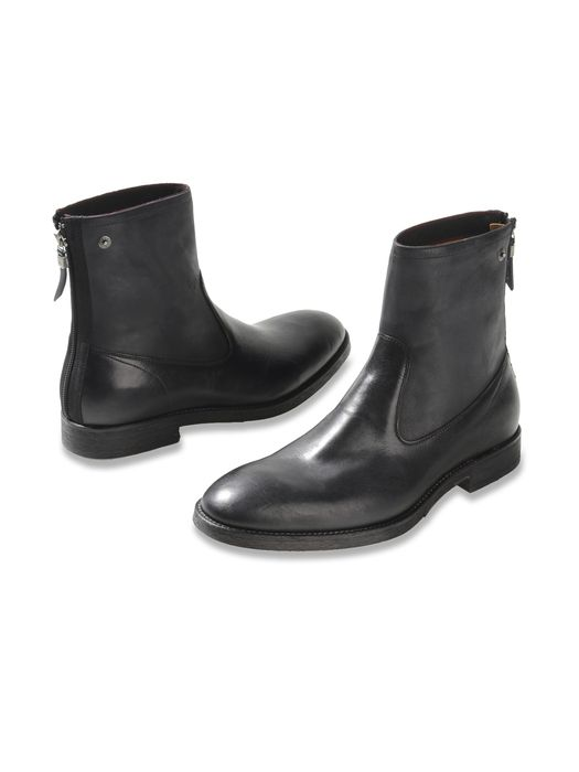 DIESEL PLATINUM Elegante Schuhe U r