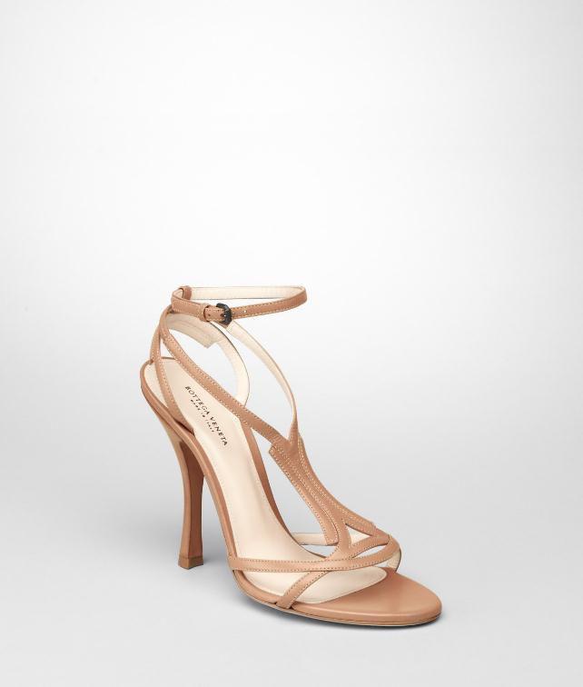BOTTEGA VENETA Goatskin Sandal Sandals D fp