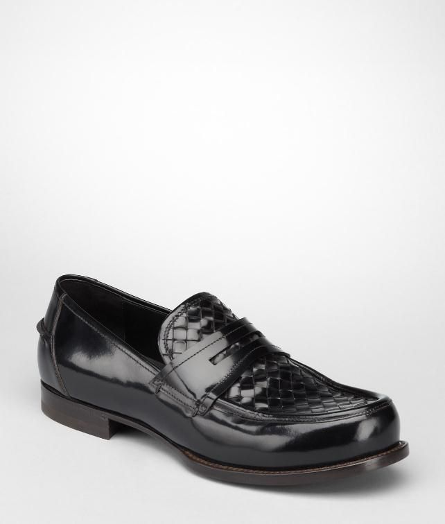 BOTTEGA VENETA Intrecciato Calf Shoe Moccasins U fp