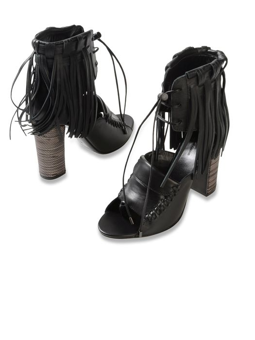 DIESEL BLACK GOLD DIXIE-HH Chaussures D r