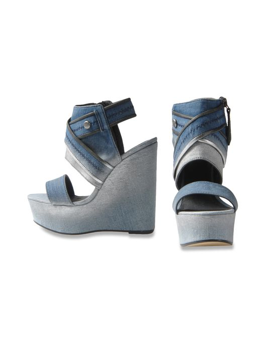 DIESEL KLOEY Chaussures D a