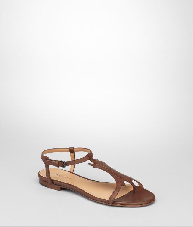 BOTTEGA VENETA Cuir Sandal Sandals D fp