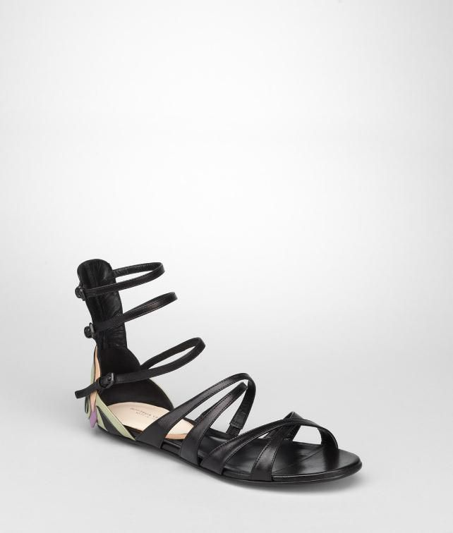 BOTTEGA VENETA Calf Butterfly Sandal Sandals D fp