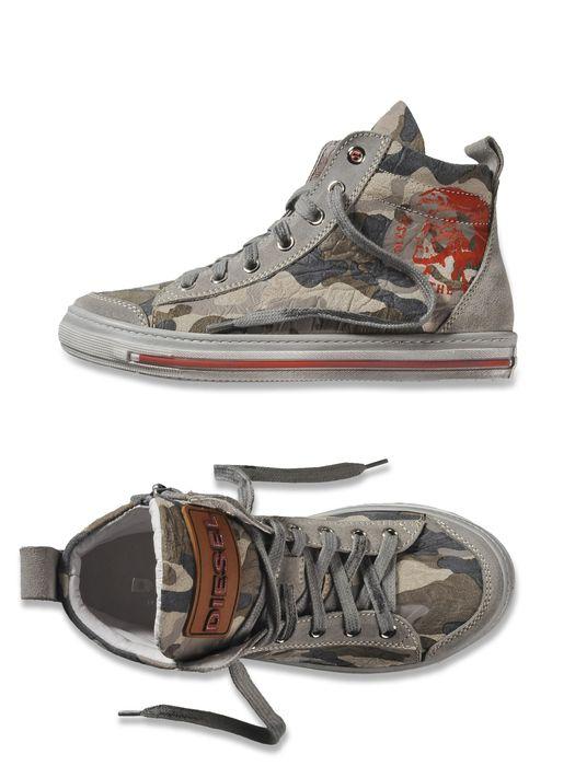 DIESEL MILITARY MID YO Elegante Schuhe U a