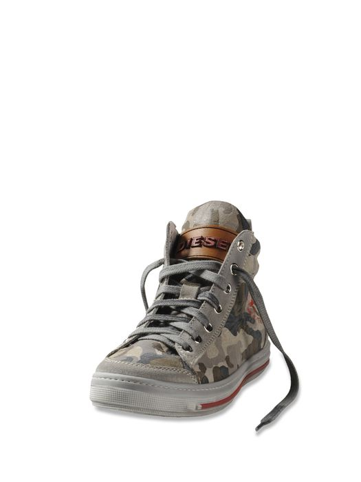 DIESEL MILITARY MID YO Dress Shoe U f