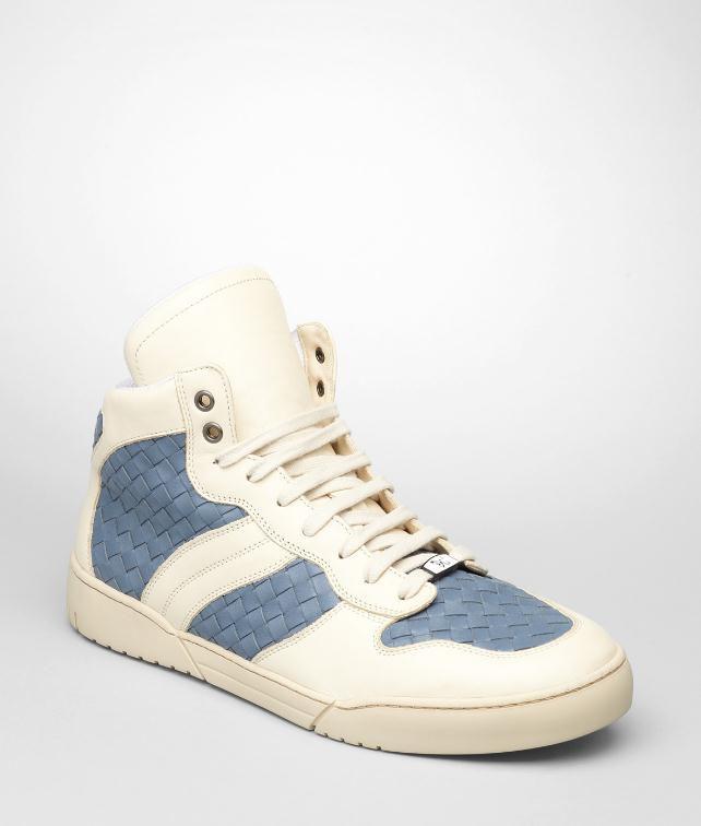 BOTTEGA VENETA Intrecciato Calf Sneaker Trainers U fp