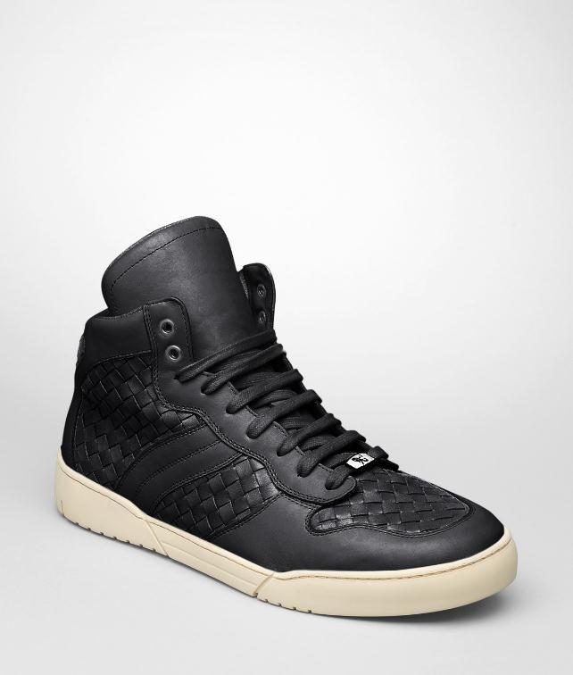 BOTTEGA VENETA Intrecciato Calf Sneaker Sneakers U fp