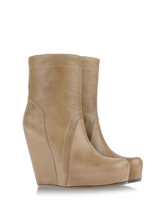 Ankle boots - RICK OWENS